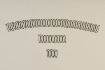 Wire Spring Combs